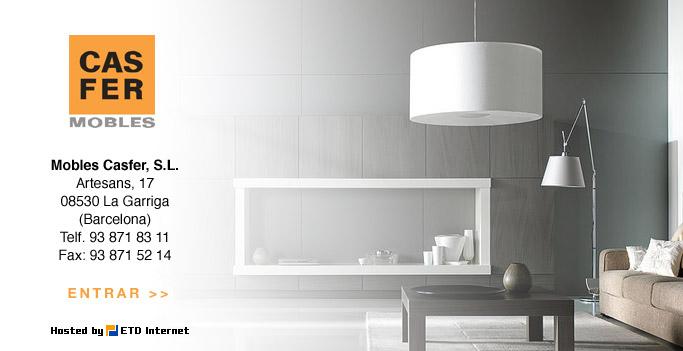 Mobles casfer fabricantes de muebles modulares de sal n for Fabricantes muebles salon